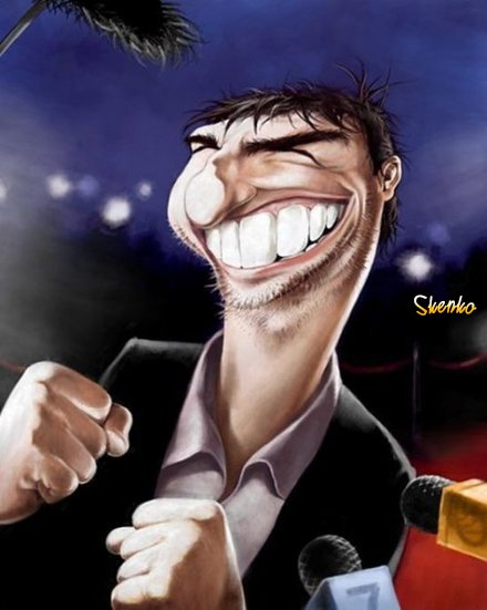 Caricatures images