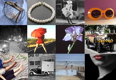 Collages images