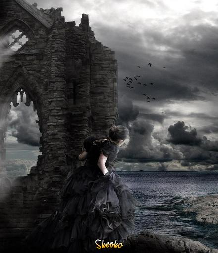 Gothic picture