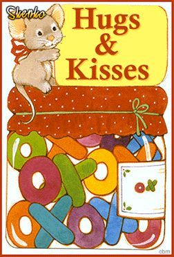 Hugs Kisses images