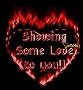Showing Some Love images